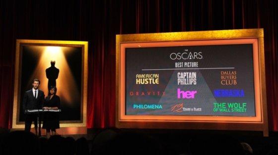 """Chrisas Hemsworthas ir Cheryl Boone Isaacs paskelbė """"Oskarų"""" nominacijas"""