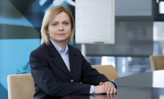 15min.lt nuotr./Violeta Klyvienė, Danske banko vyresnioji analitikė Baltijos šalims