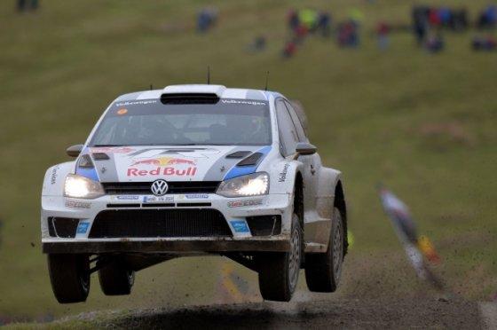"Sebastienas Ogier, ""Volkswagen Polo WRC"""