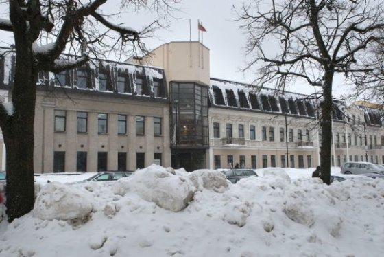 Gintaro Lukoševičiaus/BFL nuotr./Panevėžio miesto savivaldybė
