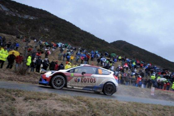 """""""Scanpix"""" nuotr./WRC Monte Karlo ralis"""