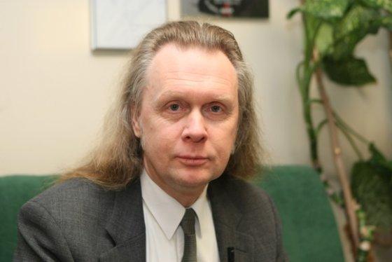 Juliaus Kalinsko/15min.lt nuotr./Finansų analitikas Valdemaras Katkus