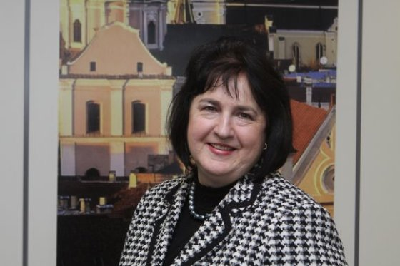 Irmanto Gelūno/15min.lt nuotr./Lietuvos valstybinio turizmo departamento direktorė Dr. Raimonda Balnienė