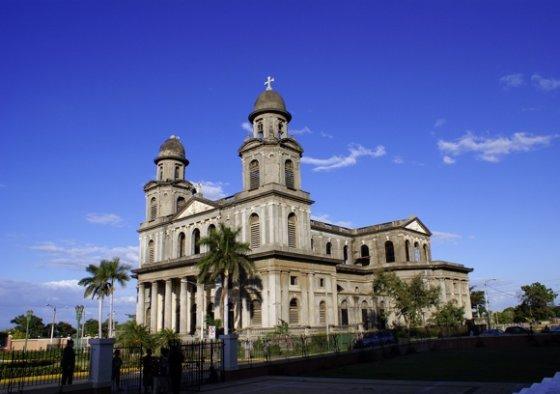 sxc.hu nuotr./Managvos katedra Nikaragvoje.