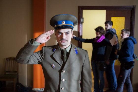 Filmo kūrėjų nuotr./Leonardas Pobedonoscevas