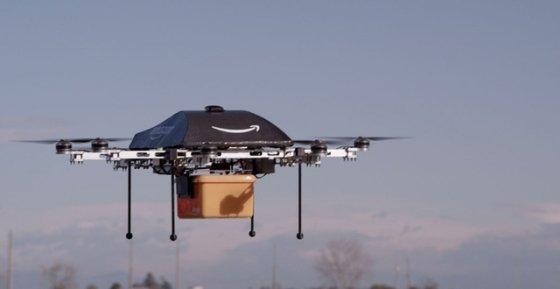 Amazon nuotr./Amazon išradimas primeAir