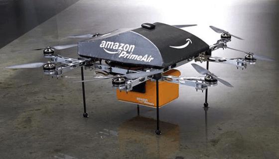 Amazon nuotr./Amazon primeAir