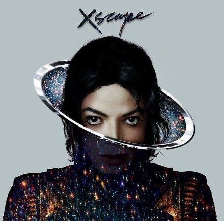 """Albumo viršelis/Michaelo Jacksono albumo """"Xscape"""" viršelis"""