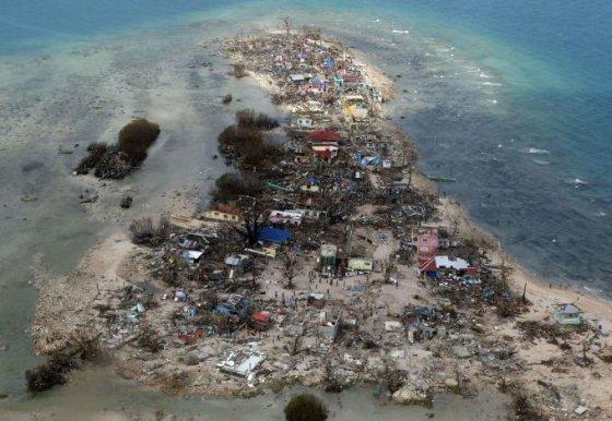 Taifūno padariniai Filipinuose