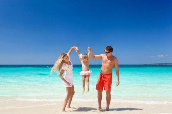 123rf.com nuotr./Šeimos atostogoms žmonės išleidžia vis daugiau