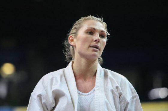 Čempionato akimirka – Margarita Čiuplytė
