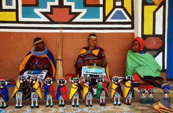 123rf.com/Pietų Afrikos gentys