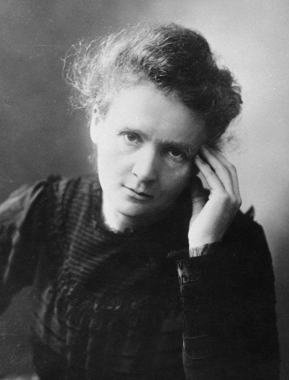 Wikimedia Commons nuotr./Marie Curie – viena radiologijos srities pradininkių, dukart Nobelio premijos laureatė