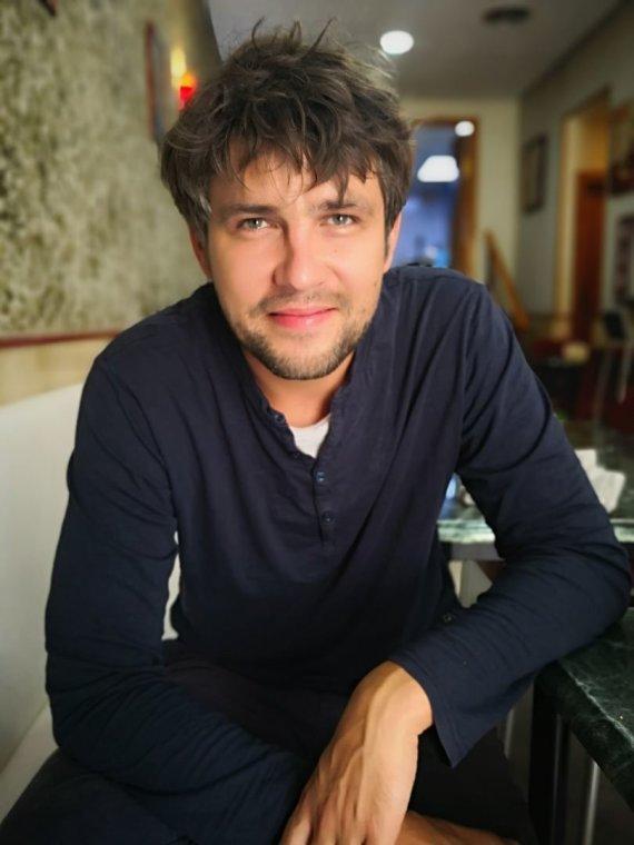 Asmeninio albumo nuotr./Andrius Pojavis