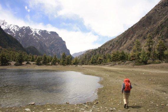 Asmeninio albumo nuotr./Nepakartojami Anapurnos kalnyno vaizdai