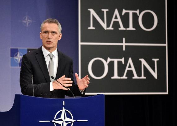 """AFP/""""Scanpix"""" nuotr./Jensas Stoltenbergas"""
