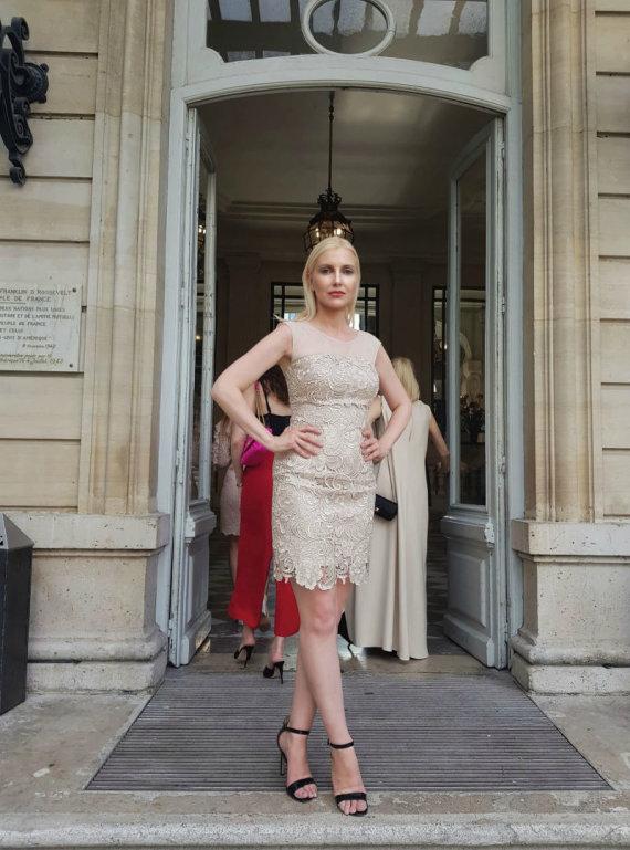 Photo of a private album / fashion show & # 39; Antonio Grimaldi & # 39; from Marija Lama in Paris