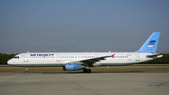 """""""Reuters""""/""""Scanpix"""" nuotr./Sinajaus pusiasalyje sudužo Rusijos keleivinis lėktuvas su 224 keleiviais"""