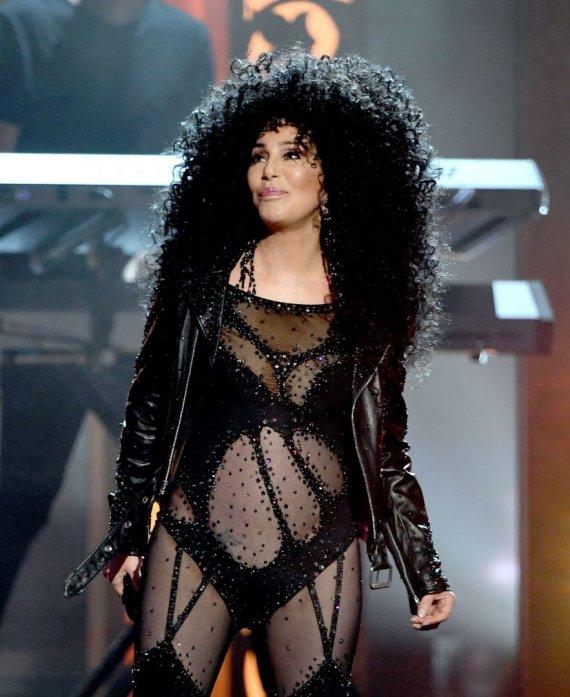 """AFP/""""Scanpix"""" nuotr./Cher"""