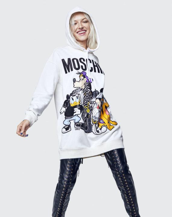 """Moschino [tv] H&M"" nuotr./Bria Vinaitė"