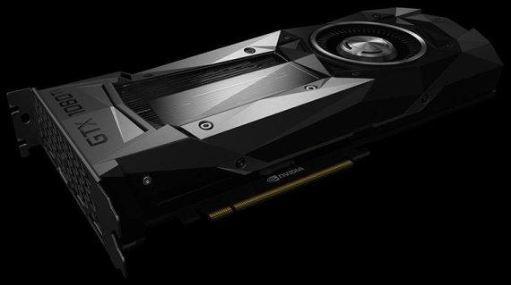 """NVIDIA pristatė vaizdo plokštę """"GeForce GTX 1080 Ti"""""""