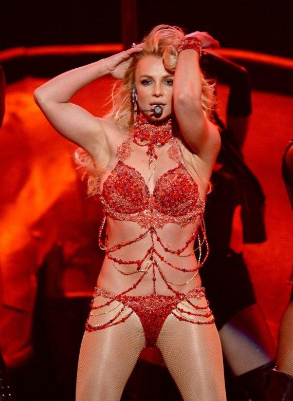 """AFP/""""Scanpix"""" nuotr./Britney Spears"""