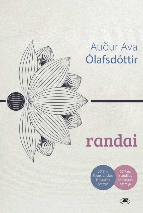 """Knygos viršelis/Auður Ava Ólafsdóttir """"Randai"""""""
