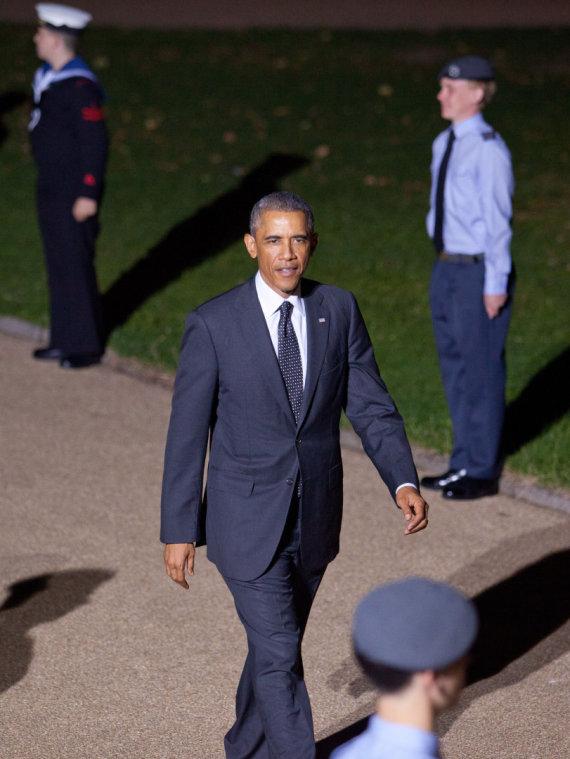 Vida Press nuotr./Baracas Obama