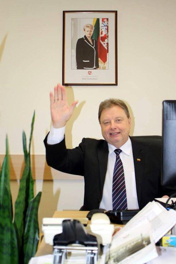 lrs.lt nuotr./Petras Narkevičius