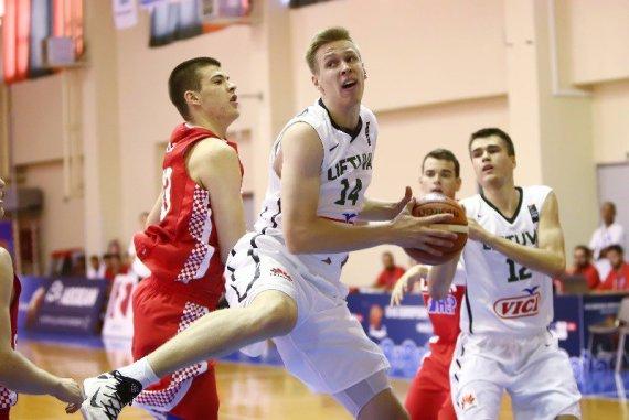 FIBA nuotr./Martynas Echodas