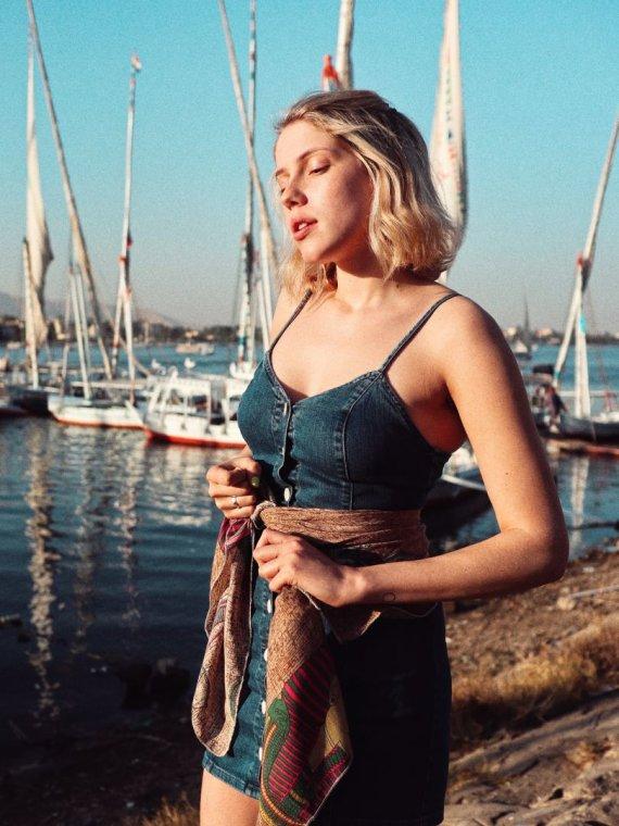 Asmeninio albumo nuotr./Monika Pundziūtė-Monique