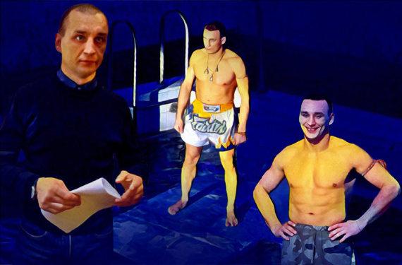 15min nuotr./Austėja Usavičiūtė/Remigijus Morkevičius žibėjo ne tik ringuose, bet ir kriminalinėse naujienose bei televizijos ekranuose