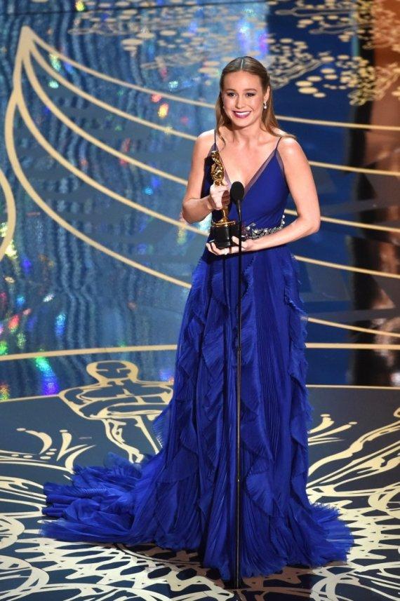"""AFP/""""Scanpix"""" nuotr./Brie Larson"""