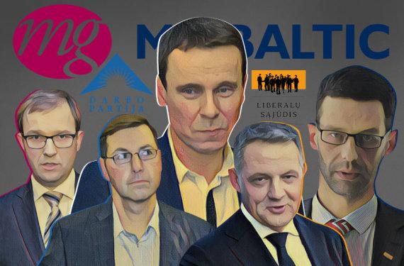 15min iliustracija/Politinės korupcijos bylos įtariamieji