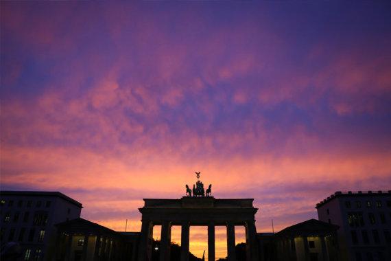 Bigstock nuotr./Berlyno Brandenburgo vartai