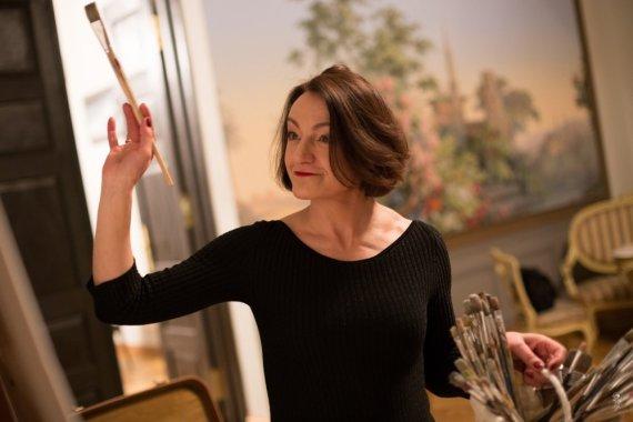 """""""Marijas's Art Therapy"""" archyvo nuotr./Dailės terapeutė Marija Mendelė-Leliugienė"""