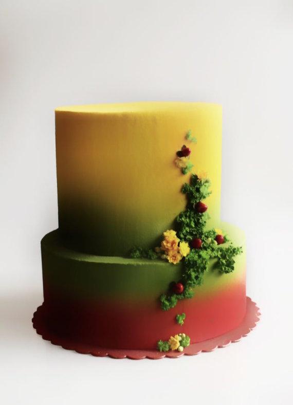 """Studijos archyvo nuotr. /Kulinarinės studijos """"Baker Street"""" tortas su maskarponės kremu"""