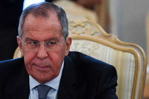 "AFP/""Scanpix"" nuotr./Sergejus Lavrovas"
