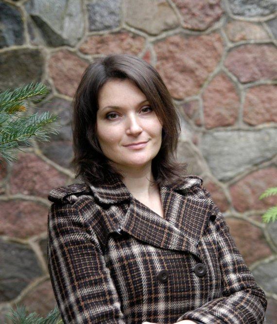 Asmeninio archyvo nuotr./Marija Bunkaitė