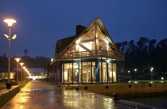 """Restorano savininkų nuotr./Šiame pastate buvo įsikūręs restoranas """"Sorento"""""""