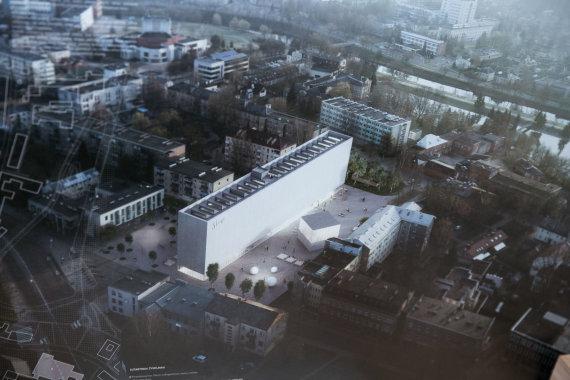 Projekto partnerio nuotr./S.Eidrigevičiaus menų centras