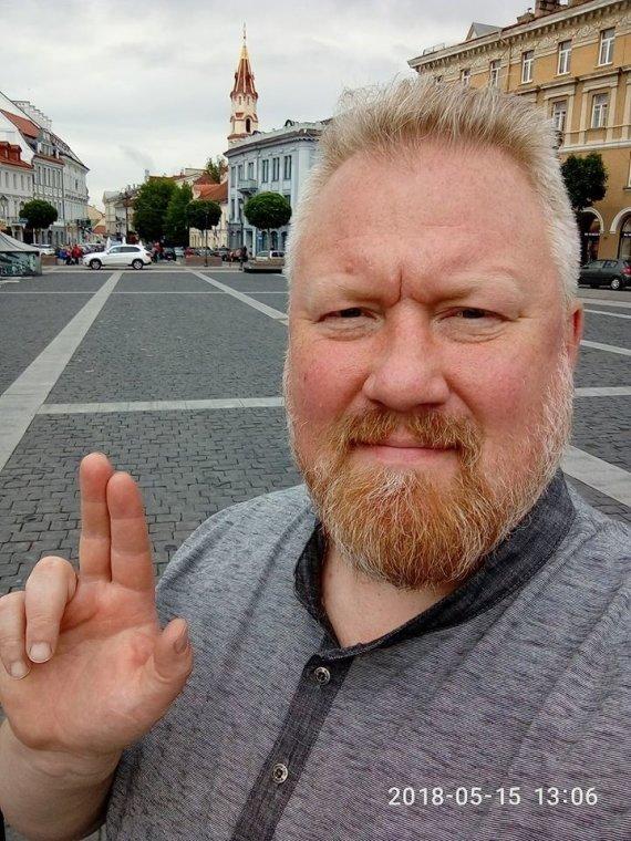 Jurijus Gorskis Vilniuje