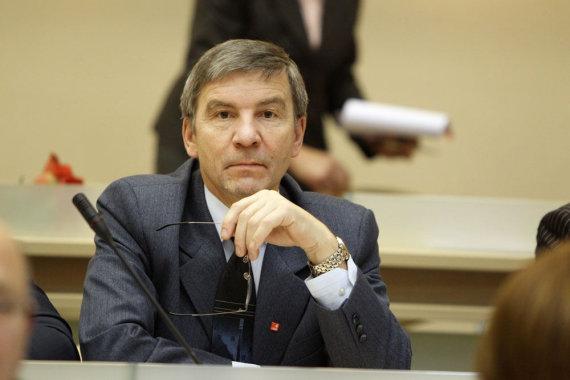 Eriko Ovčarenko/15min.lt nuotr./Kauno vicemeras Vasilijus Popovas