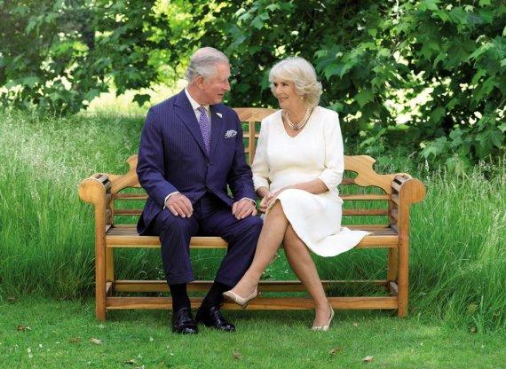 Hugo Burnando nuotr./Princas Charlesas ir Kornvalio hercogienė Camilla