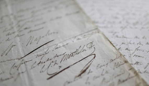 """""""Reuters""""/""""Scanpix"""" nuotr./Napoleono testamento kopija"""
