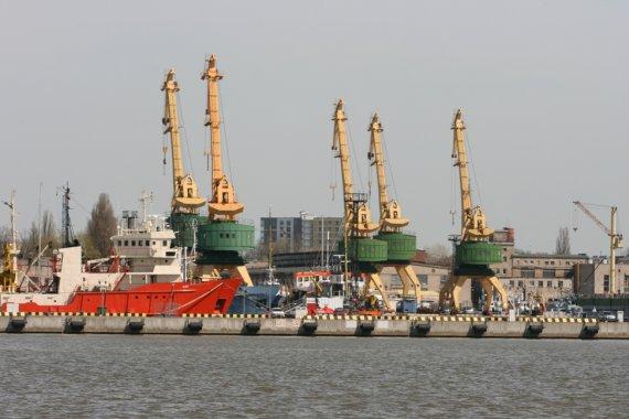 Aurelijos Kripaitės/15min.lt nuotr./Klaipėdos uostas