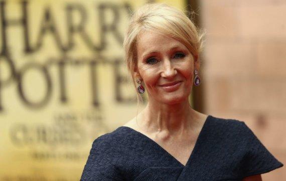 """Reuters""/""Scanpix"" nuotr./J.K.Rowling"