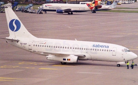 """""""Wikimedia Commons"""" nuotr./""""Boeing 737-200"""""""