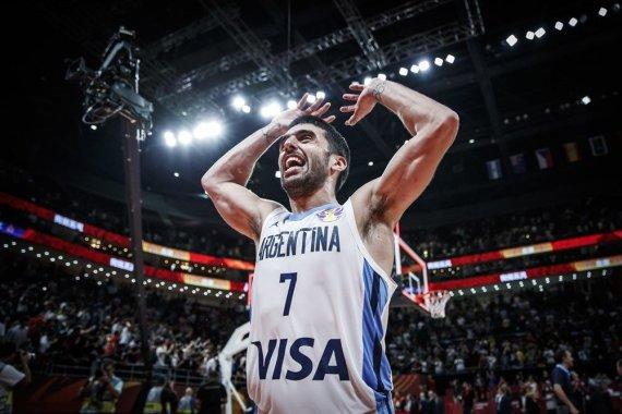 FIBA nuotr./Facundo Campazzo
