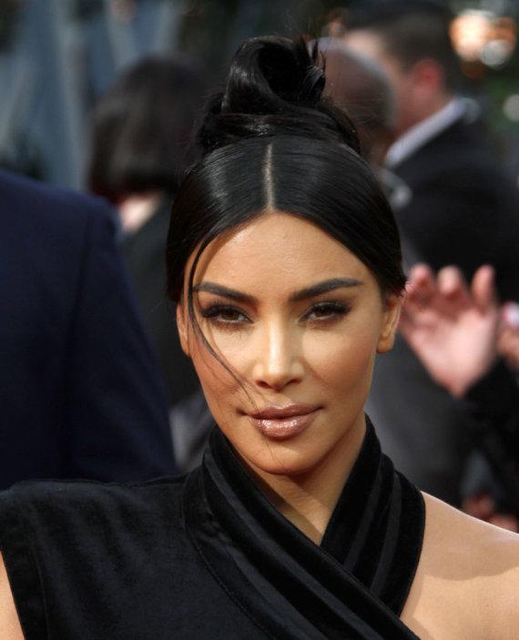 Vida Press nuotr./Kim Kardashian West